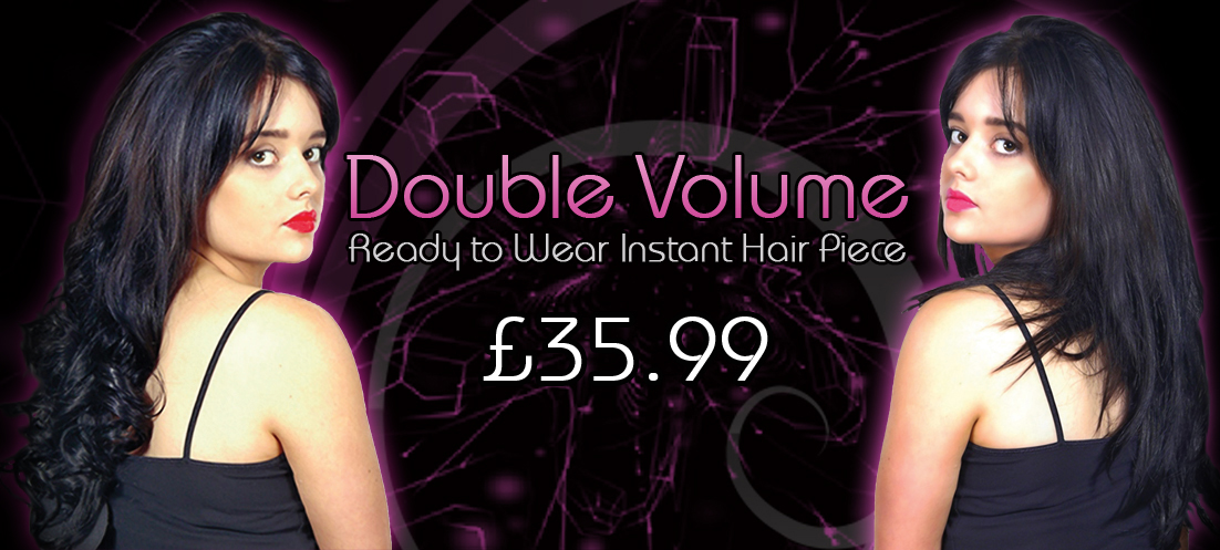 Hair Extensions | Instant Volume Clip in Hair Pieces