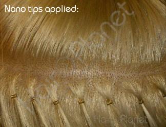 Nano Tip Hair 22